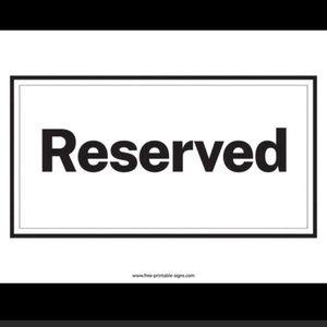 """Reserved for """"John"""""""